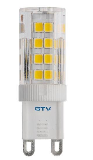 Żarówka LED SMD 2835 ciepła biała G9 3,5W AC 220-240V 360st. LD-G9P35W-30