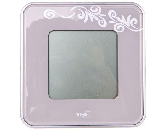 Cyfrowy termometr/ higrometr -20-50°C, wilgotność 20-90% bateria CR 2032 30.5021.02