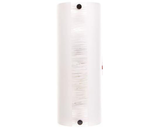 Oprawa ze szkła giętego 1x60W E14 230V IP20 CANALINA ZEBRA A 1156
