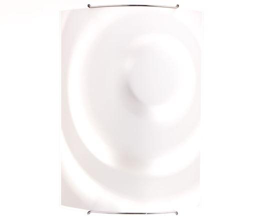 Oprawa ze szkła giętego 1x100W E27 230V IP20 KAMELEON 3 1437