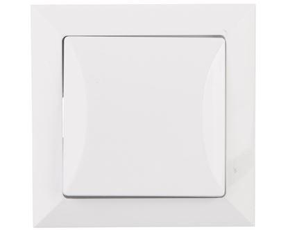 OPAL Przycisk zwierny /światło/ biały WP-6 Op