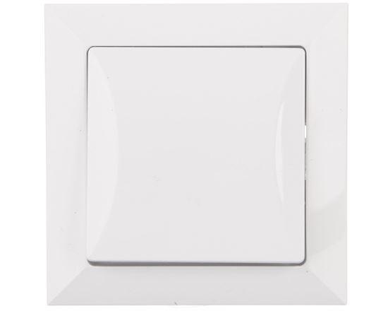 OPAL Przycisk zwierny /dzwonek/ biały WP-7 Op