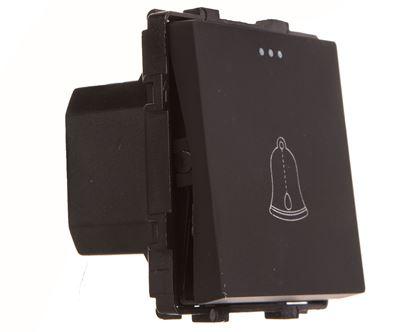 TouchMe Mechanizm przycisk /dzwonek/ czarny ME613B
