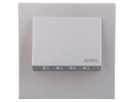 Oprawa LED NAVI PT 230V AC ALU biała ciepła 11-221-12 LED11122112
