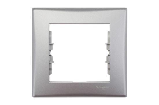 Sedna Ramka pojedyncza aluminium SDN5800160