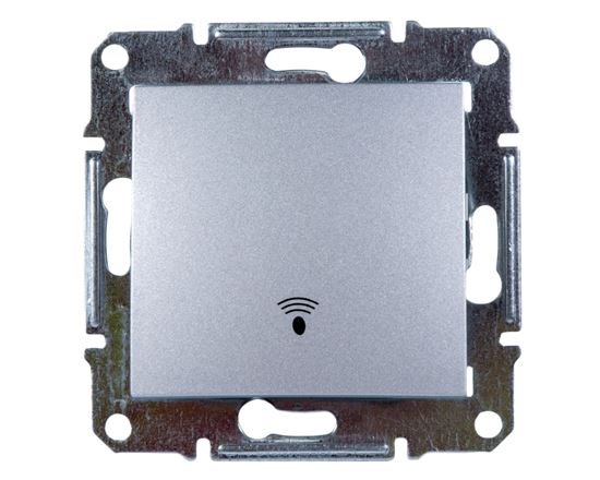 Sedna Przycisk /dzwonek/ aluminium SDN0800160