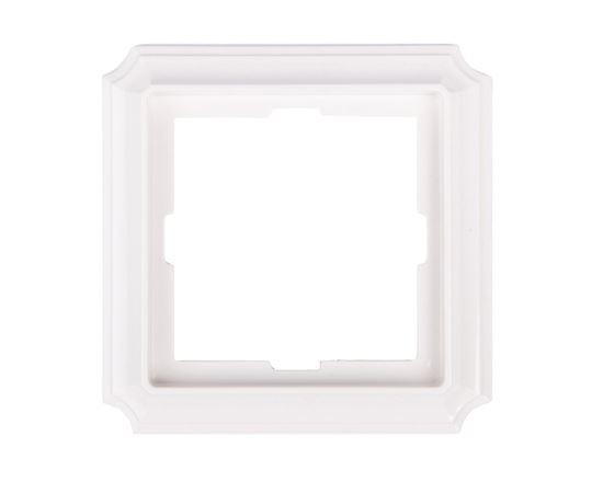 Merten Antique Ramka biały polarny MTN483119