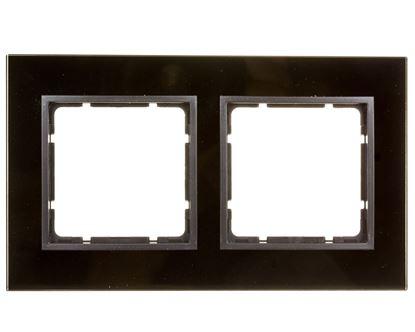 B.7 Ramka podwójna szklana antracyt 10126616