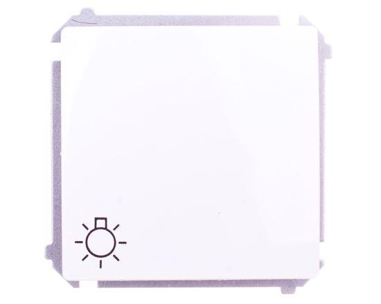 Simon Basic Przycisk /światło/ biały BMS1A.01/11