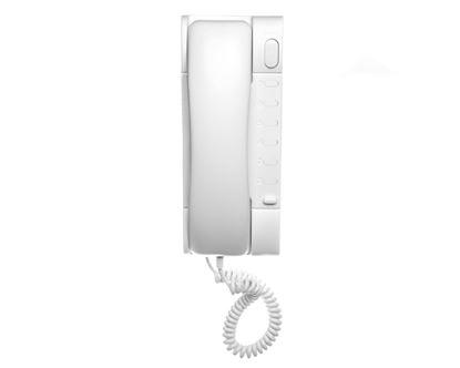 Unifon domofonowy interkomowy Scaitel biały 1132/1