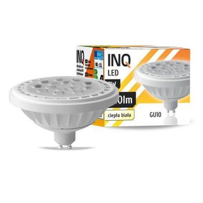 LAMPA LED  AR111  GU10   8W 830  230V 36^ 640lm biały  INQ