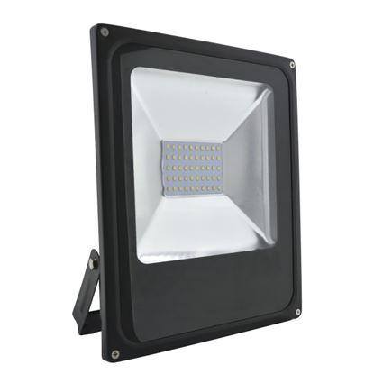 OPRAWA NAŚWIETLACZ LED  RALF   50W 6000K 2950lm czarny