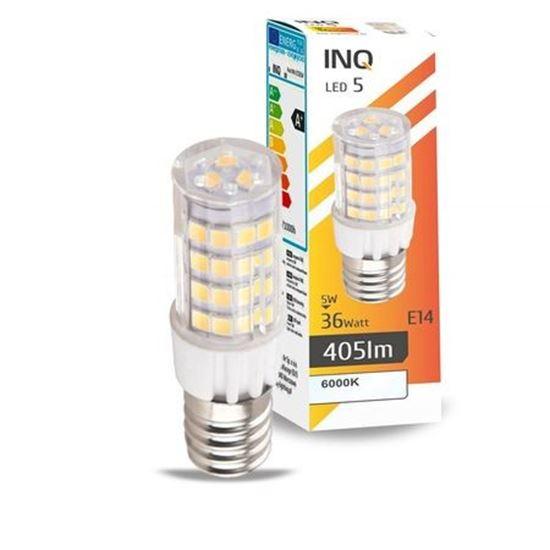 LAMPA LED E14  5W 405lm 6000K OKAP INQ