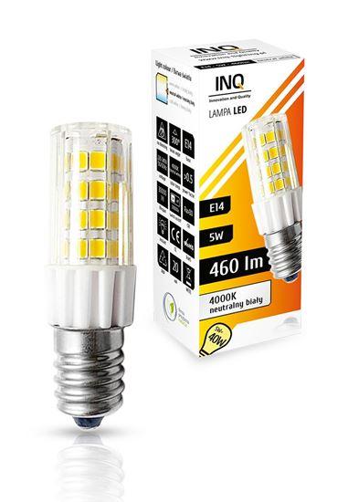 LAMPA LED E14  5W 480lm 4000K OKAP INQ