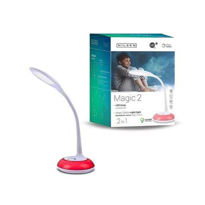 wycofany Lampka biurkowa LED MAGIC II WHITE