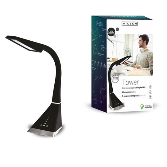 Lampka biurkowa LED TOWER