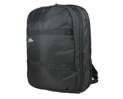 Plecak dwukomorowy NG Transform 13211 czarny