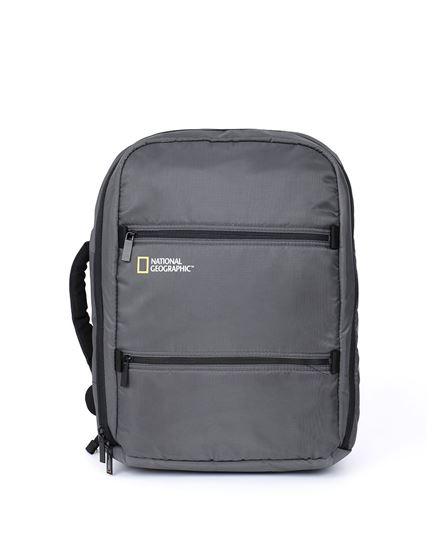 Plecak dwukomorowy NG Transform 13211 szary