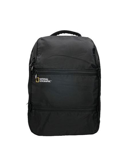 Plecak dwukomorowy U-shape NG Transform 13212 czarny