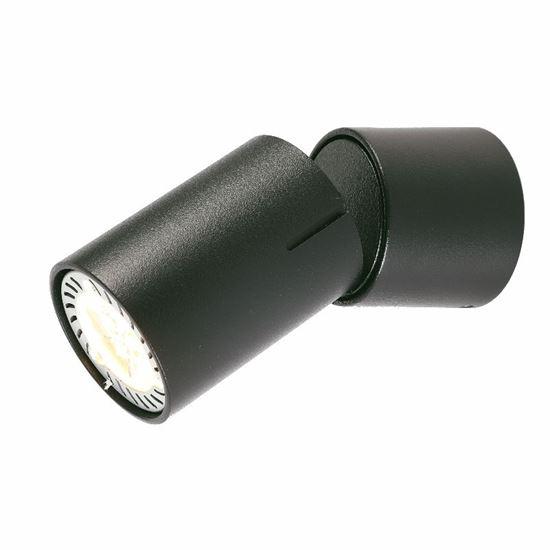 Oprawa  OZZO Cleo 1C-BL spot 1-50W czarna