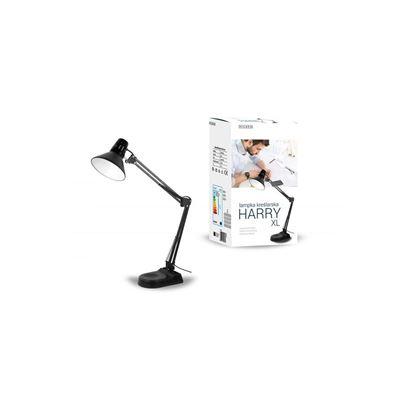 Lampka biurkowa E27 HARRY XL czarna