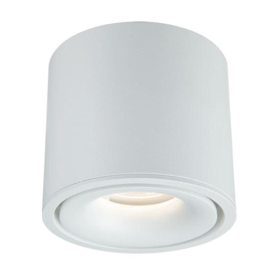 Oprawa OZZO LED n/t KARO 1W/W 15W 3000K 1150lm 120^ tubka stała biała