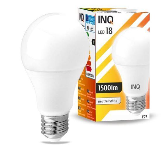 LAMPA A70 E27 LED 18 BULB 1500lm 4000K INQ