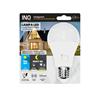 Lampa Led E27 10W 4000K 806lm z czujnikiem ruchu i zmierzchu 20% HF 360 INQ