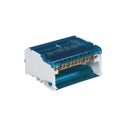 Blok rozdzielczy MBR411 125A  4x11 max 35