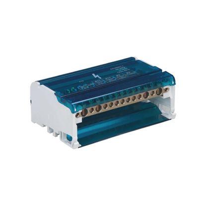 Blok rozdzielczy MBR415 125A  4x15 max 35