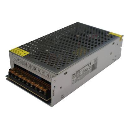 Zasilacz LED modułowy IP20 200W  16,67A  12V  DC-prąd stały z potencjometrem INQ