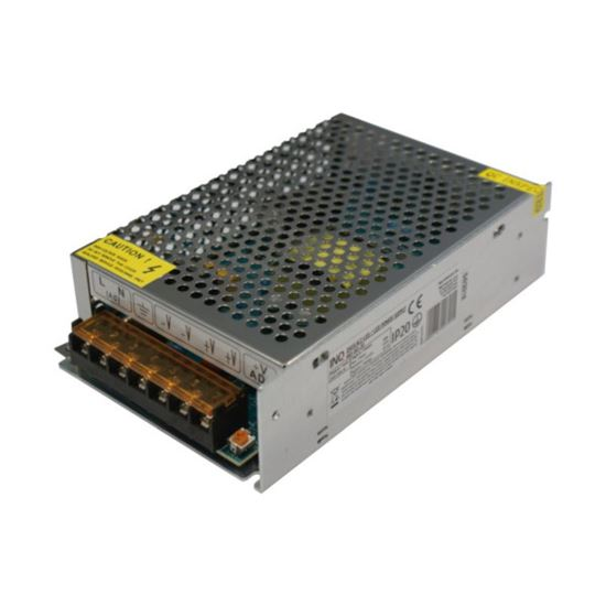 Zasilacz LED modułowy IP20  80W  6,67A  12V  DC-prąd stały z potencjometrem INQ
