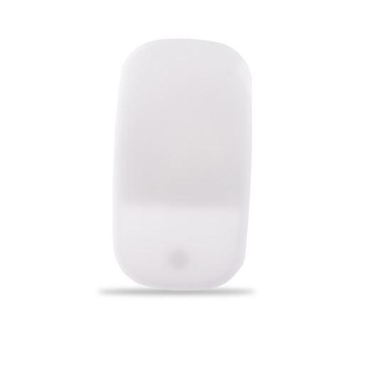 Lampka nocna wtykowa LED 0.3W 3lm z czujnikiem zmierzchu, prostokątna