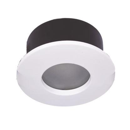 Oprawa OZZO TICO 112 SH-WH pierścień okrągły IP44 biała