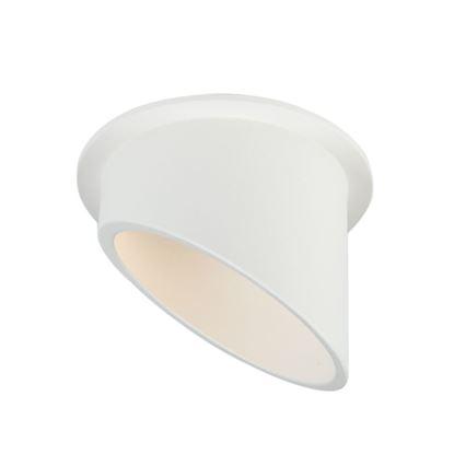 Oprawa OZZO VITA L 112-WH/WH okragły pierścień IP20 biało-biały
