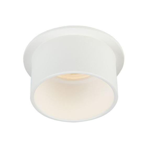 Oprawa OZZO VITA M 112-WH/WH okragły pierścień IP20 biało-biały