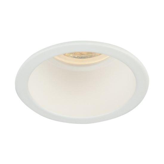 Oprawa OZZO Vita S 112-WH/WH okragły pierścień IP20 biało-biały
