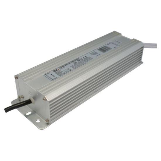 Zasilacz LED wodoodporny IP67 120W  10A  12V  DC-prąd stały INQ