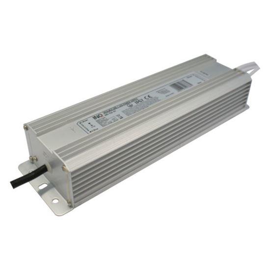 Zasilacz LED wodoodporny IP67 150W  11,5A  12V  DC-prąd stały INQ