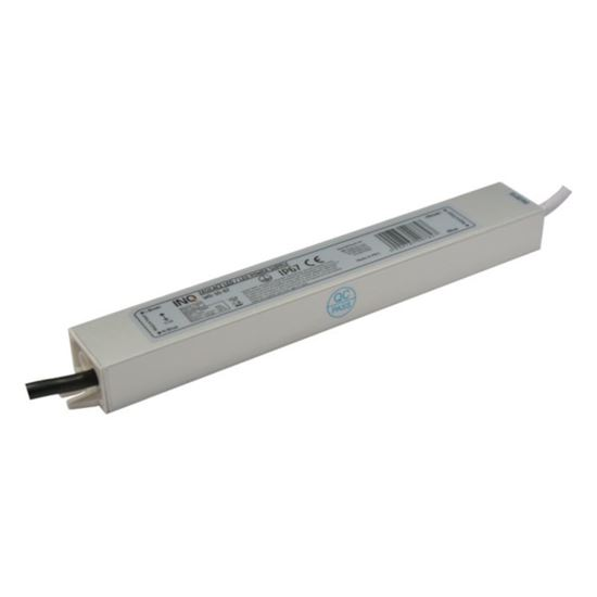 Zasilacz LED wodoodporny IP67  30W  2,5A  12V  DC-prąd stały INQ