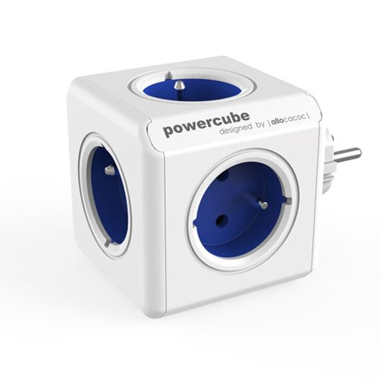 Rozgałęźnik PowerCube Original BLUE