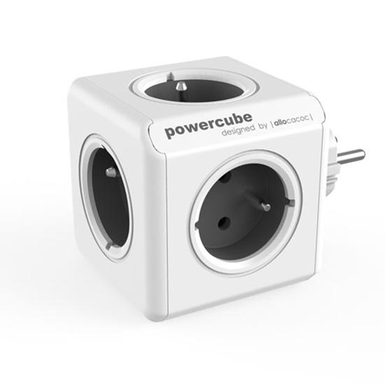 Rozgałęźnik PowerCube Original GREY