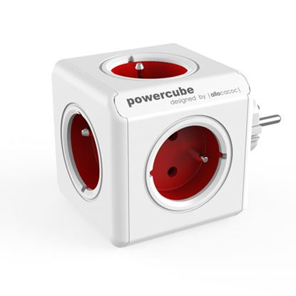 Rozgałęźnik PowerCube Original RED