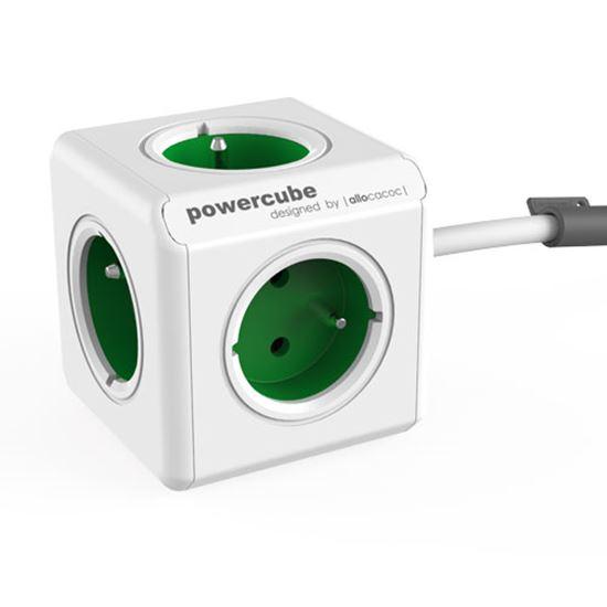 Przedłużacz PowerCube Extended 1,5 m GREEN