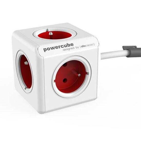 Przedłużacz PowerCube Extended 1,5 m RED