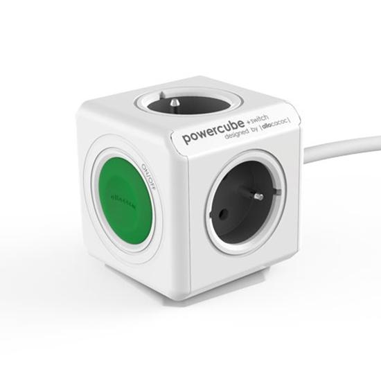 Przedłużacz PowerCube |Extended +Switch| 1,5 m|