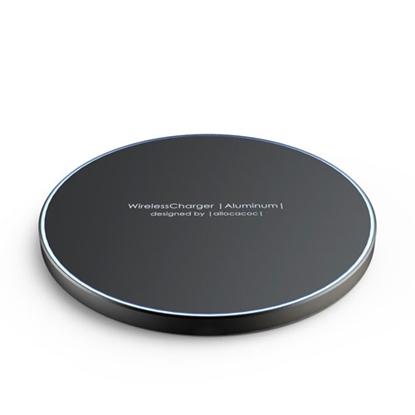 Ładowarka indukcyjna Wireless Charger Aluminium 10W