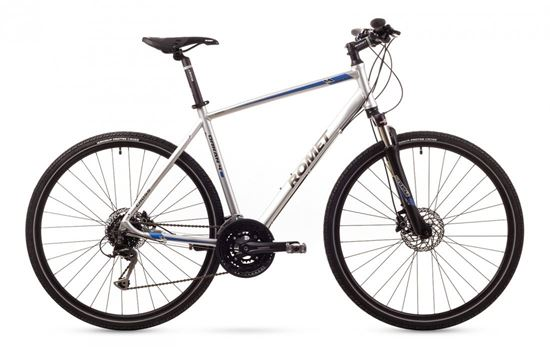 Rower Romet Orkan 4 M (2016) srebrny 19''