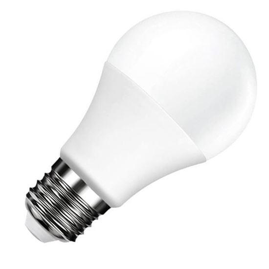 Żarówka LED E27 12W biała ciepła