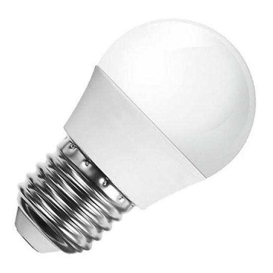 Żarówka LED E27 7W kulka biała neutralna